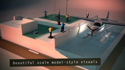 Screenshot #8 for Hitman GO