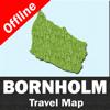 BORNHOLM (DENMARK) – Travel Map Offline Navigator