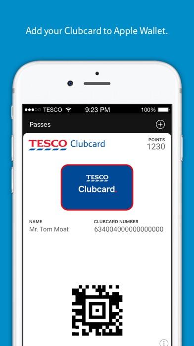 tesco clubcard on the app store. Black Bedroom Furniture Sets. Home Design Ideas