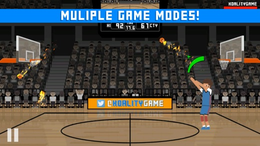Hardwood Rivals Screenshot