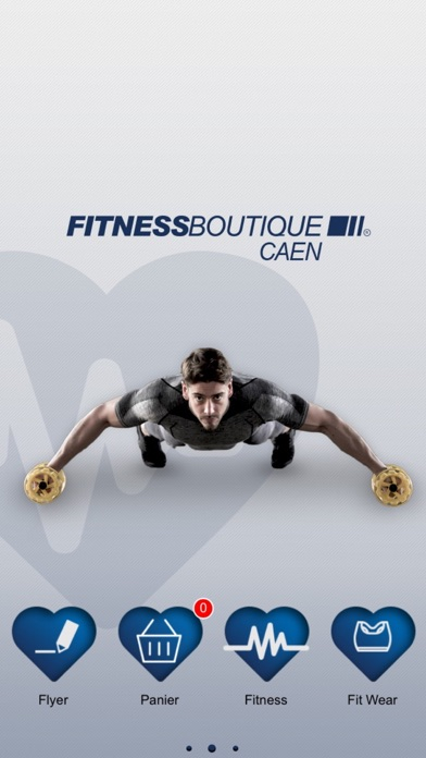 Fitness Boutique CaenCapture d'écran de 1