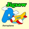 Learning Vocabulary A-Z Jigsaw Game