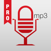 Mp3 Audio Recorder Pro : HD Recording and Sharing