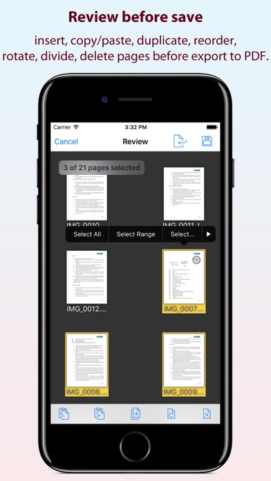 How to create pdf file in android application