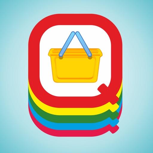 Quicklist - Grocery Shopping List & Store Errands iOS App