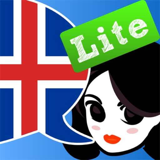 Lingopal Islandais LITE - guide de conversation audio
