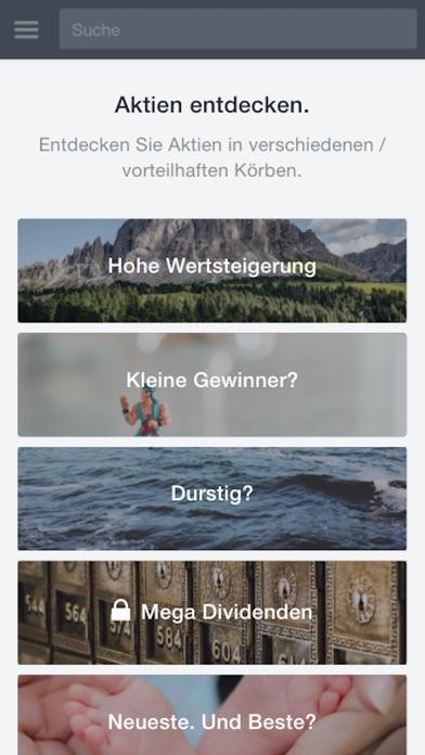 Screenshot von Stockflare2