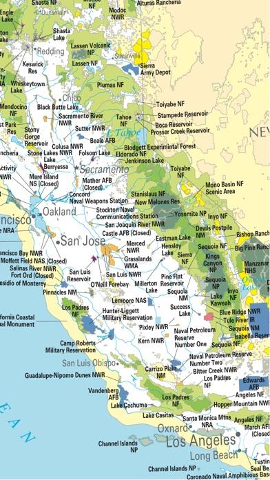 US Public Land Offline Map On The App Store - Us public property map
