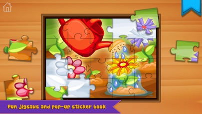 Grimm's Rapunzel ~ 3D Interactive Pop-up Book Screenshots