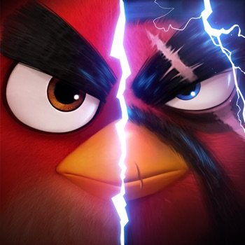 Angry Birds Evolution app for iphone