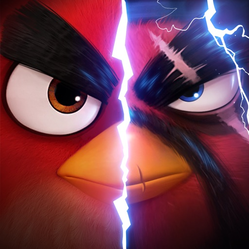 Download Angry Birds Evolution free for iPhone, iPod and iPad
