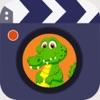 التمساح - دمج الفيديو بالصوت