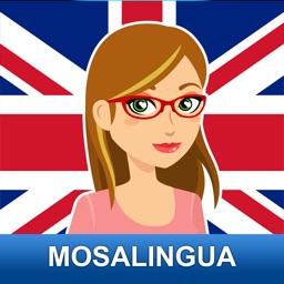 Apprendre l'anglais rapidement - MosaLingua