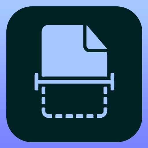 Scanner for me: PDF Scanner for easy office work iOS App