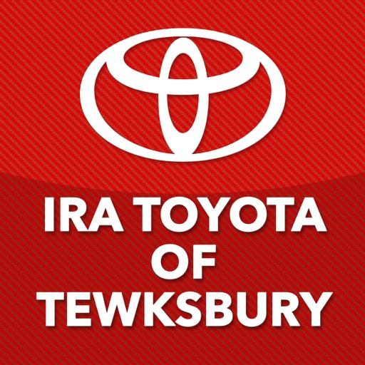 Ira Toyota of Tewksbury iOS App