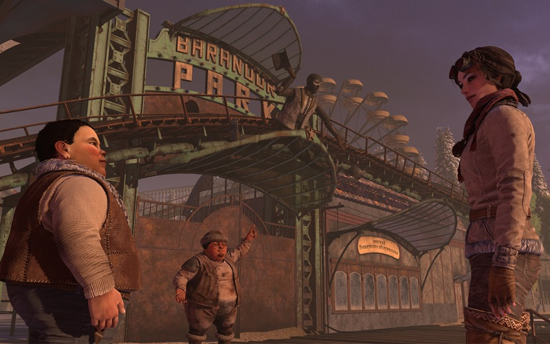 Screenshot Syberia 3