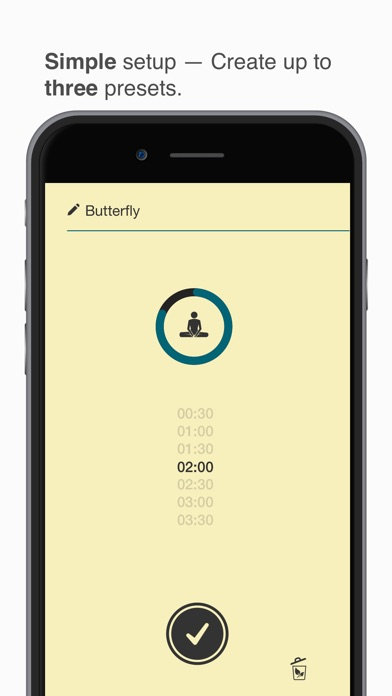 SILO Zen - Mindfulness and Meditation Timer Screenshot 5