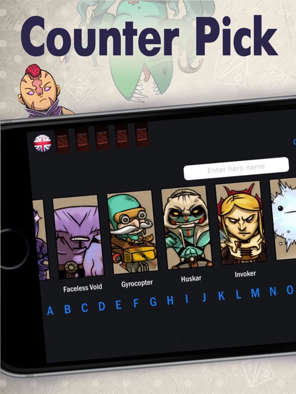 picker for dota 2 on the app store