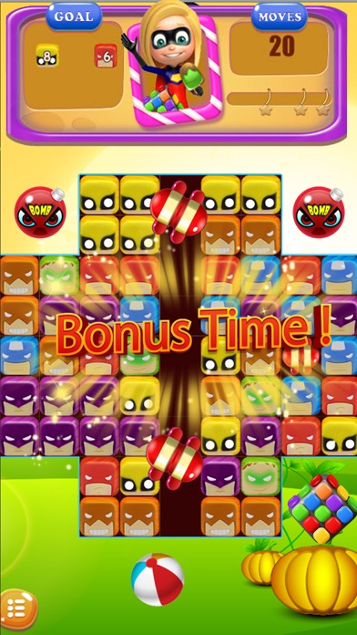 Blast Toys Pop : Super box blast pop toy hero app download android apk