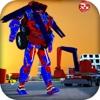 Excavator Transforming Robot - Pro
