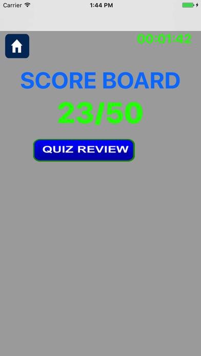 Screenshot of SAT Exam Prep4