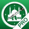 Muslimische Gebetszeiten PRO - Qibla Kompass