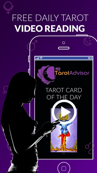 download My Tarot Advisor: Card Readings & Psychic Advice appstore review