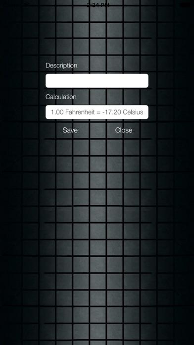 Fahrenheit Celsius Screenshot 3