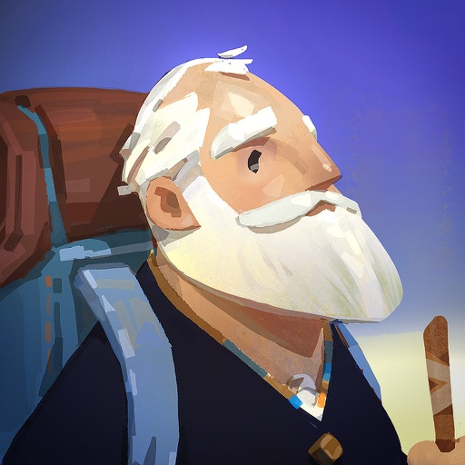 Old Man's Journey app for ipad