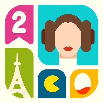 Icon Pop Quiz 2 - Fun Trivia app for iphone