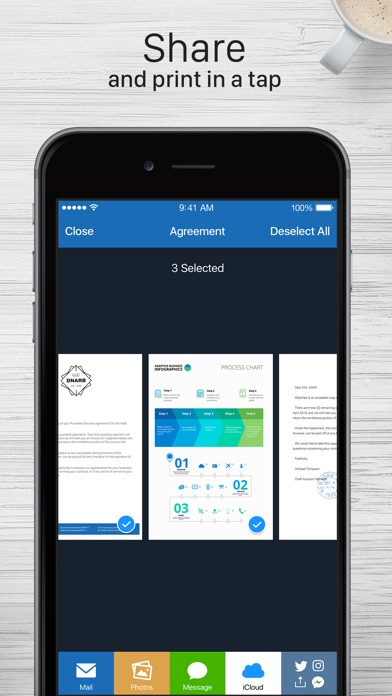 download Scanner for Me: Scan documents appstore review