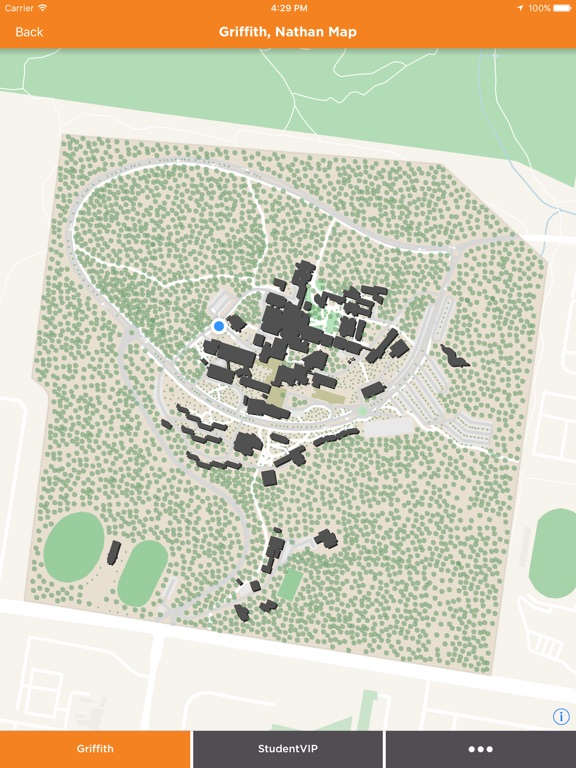 Griffith University Map App Insight Amp Download