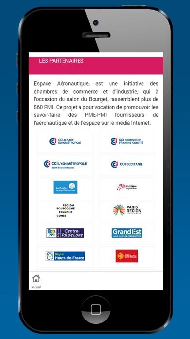 download Salon du  Bourget des French Aerospace Suppliers apps 1