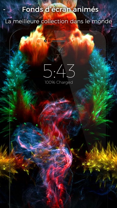 download Nebula - Live Wallpapers apps 0