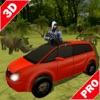 Sniper Crazy Car Hunting : Wild Pro