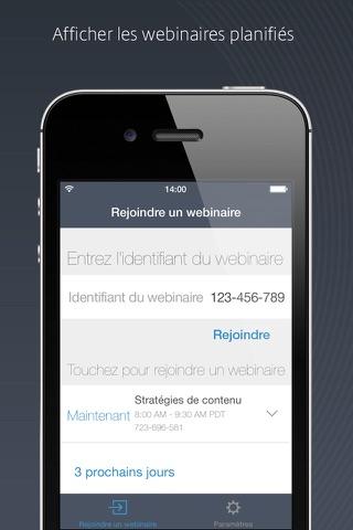 GoToWebinar screenshot 2