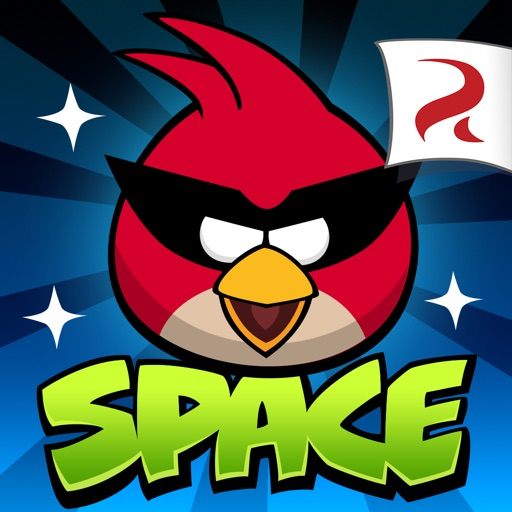 Icone Angry Birds Space