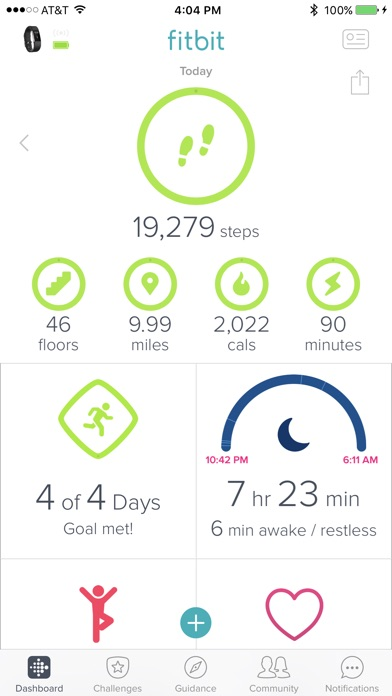 download Fitbit apps 0