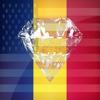 Romanian Phrases Diamond 4K Edition