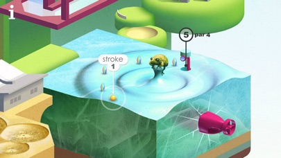 Wonderputt screenshot1