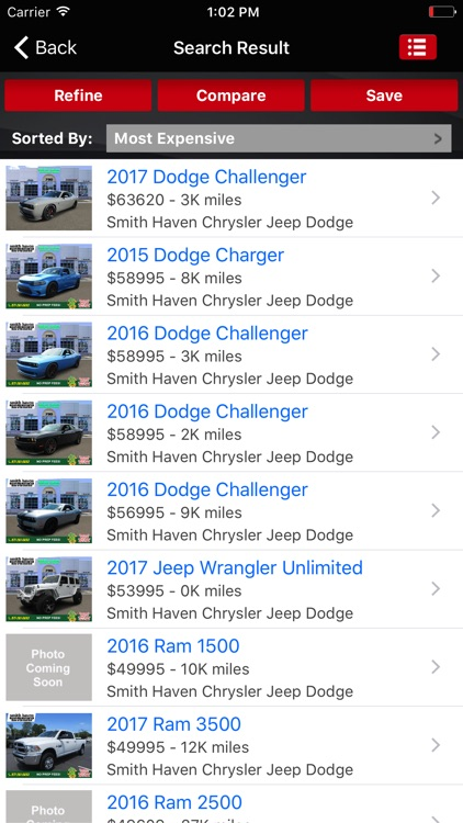 Smith Haven Dodge >> Smith Haven Chrysler Jeep Dodge By Nexteppe Business Solutions