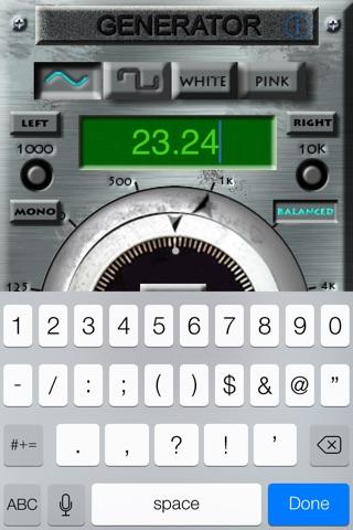 Generator screenshot 3