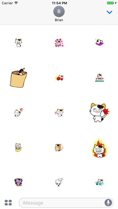 Cat Ear Stickers App