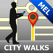 Melbourne Map and Walks, Full Version