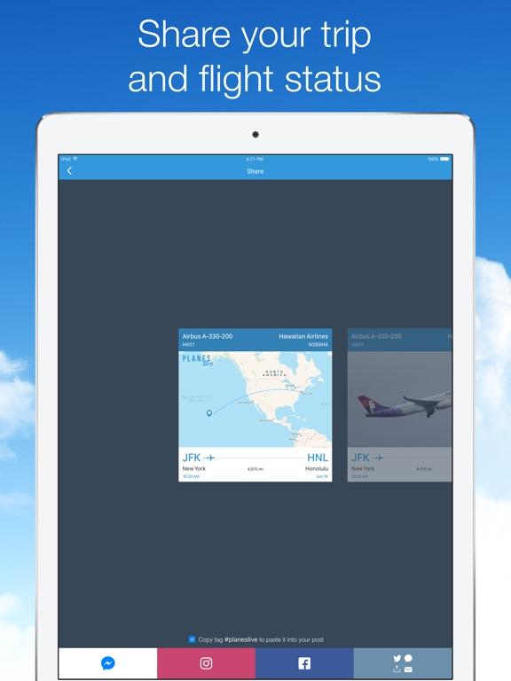 Screenshot #4 for Planes Live - Flight Status Tracker and Radar