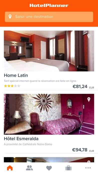 HotelPlanner.comCapture d'écran de 1