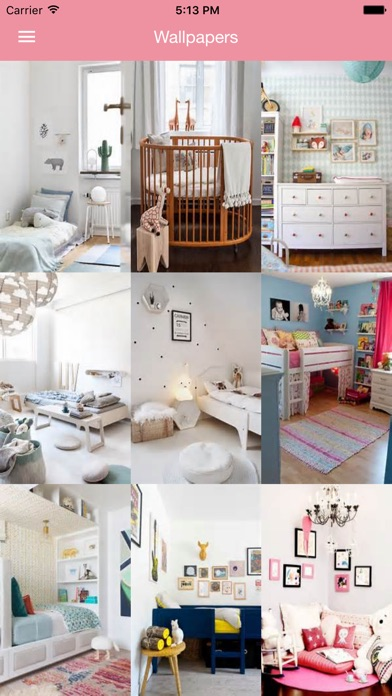 Kids Room Interior - Home Design Ideas for Kids on the App Store