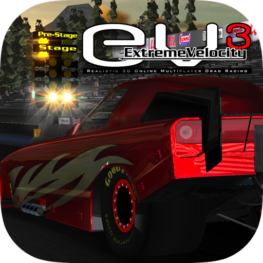 EV3 - Extreme Velocity Drag Racing For Mac