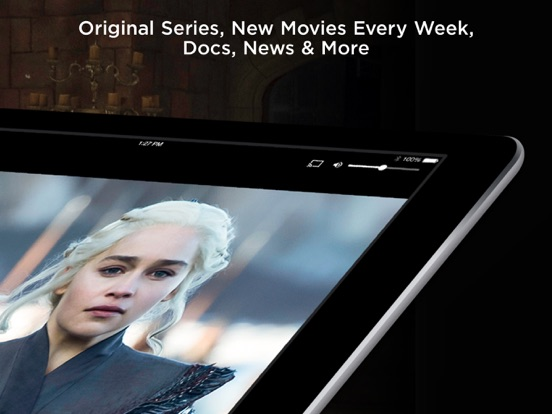 Screenshot #2 for HBO NOW: Stream original series, hit movies & more