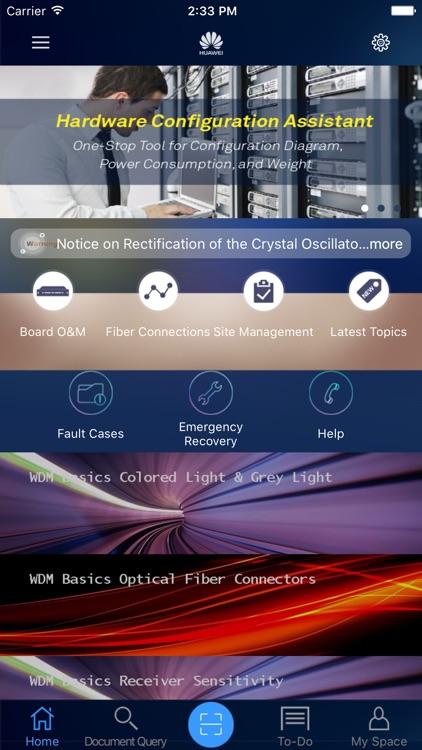 OM Assist by Huawei Technologies Co , Ltd